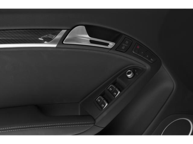 2013 Audi RS 5 Prices and Values Conv 2D RS5 AWD V8 driver's side interior controls
