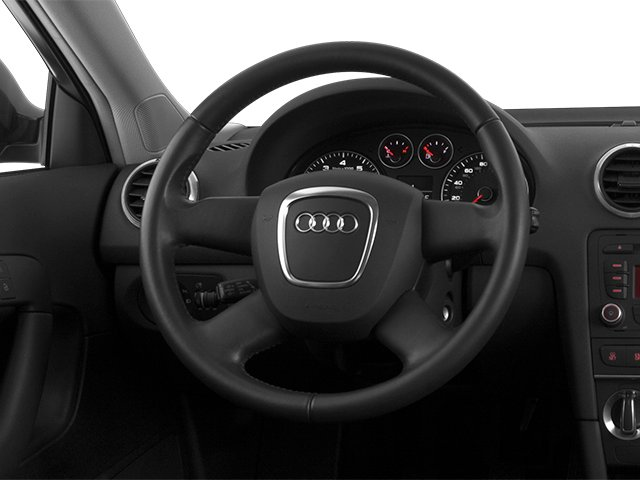 2013 Audi A3 Pictures A3 Hatchback 4D 2.0T Premium photos driver's dashboard
