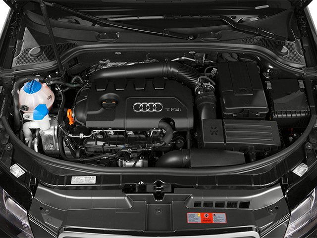 2013 Audi A3 Pictures A3 Hatchback 4D 2.0T Premium photos engine