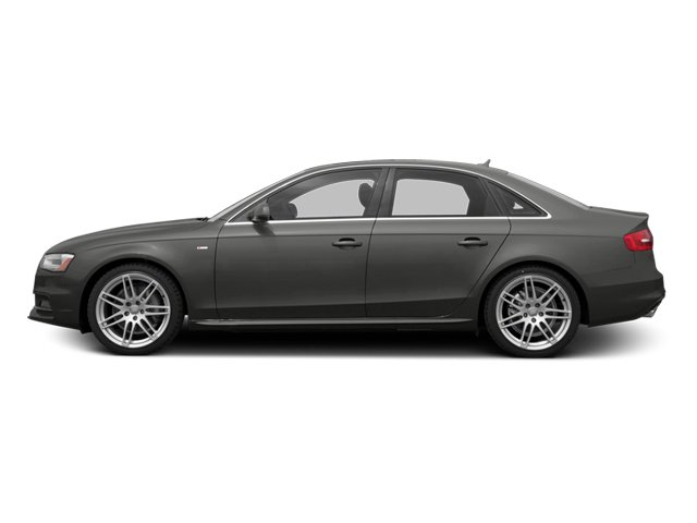 2013 Audi A4 Prices and Values Sedan 4D 2.0T Premium 2WD side view