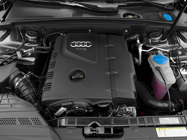 2013 Audi A4 Pictures A4 Sedan 4D 2.0T Premium Plus AWD photos engine