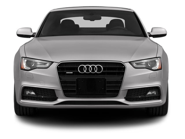 2013 Audi A5 Prices and Values Coupe 2D Premium Plus AWD front view