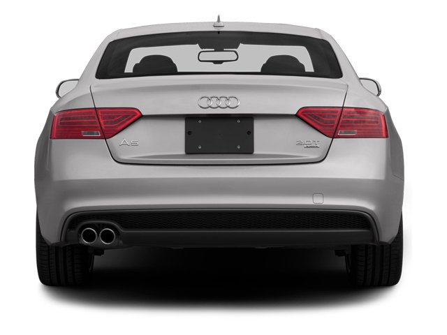 2013 Audi A5 Prices and Values Coupe 2D Premium Plus AWD rear view