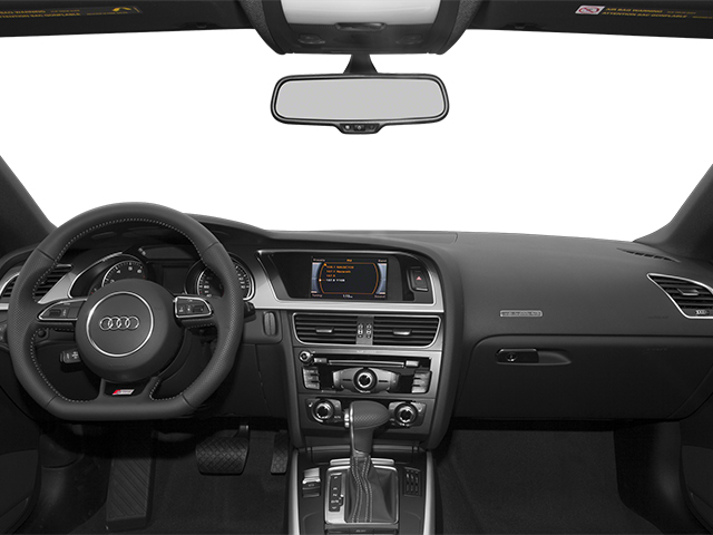 2013 Audi A5 Prices and Values Coupe 2D Premium Plus AWD full dashboard