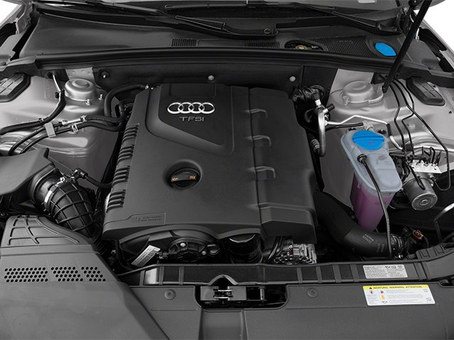 2013 Audi A5 Prices and Values Coupe 2D Premium Plus AWD engine
