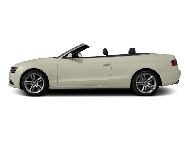 2013 Audi A5 Prices and Values Convertible 2D Premium 2WD side view