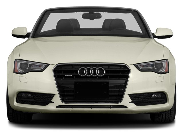 2013 Audi A5 Prices and Values Convertible 2D Premium 2WD front view