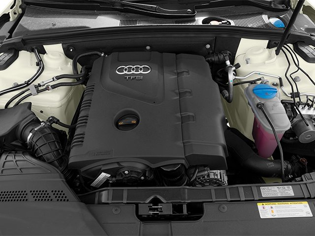 2013 Audi A5 Prices and Values Convertible 2D Premium 2WD engine