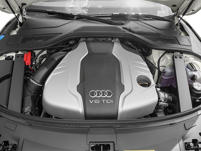 2013 Audi A8 L Pictures A8 L Sedan 4D 3.0T L AWD V6 Turbo photos engine