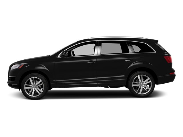 2013 Audi Q7 Prices and Values Utility 4D 3.0 TDI Prestige S-Line A side view