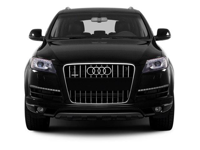 2013 Audi Q7 Prices and Values Utility 4D 3.0 Premium AWD front view