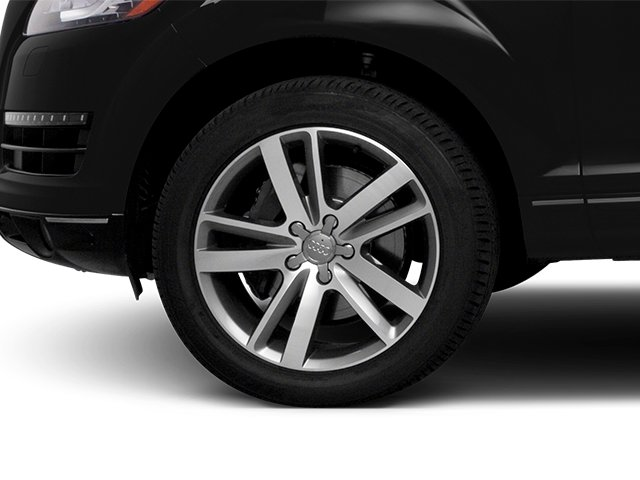 2013 Audi Q7 Prices and Values Utility 4D 3.0 Premium AWD wheel