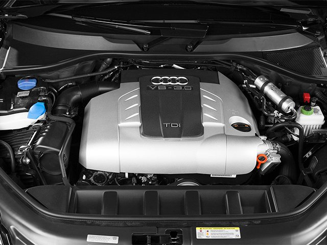 2013 Audi Q7 Prices and Values Utility 4D 3.0 TDI Prestige S-Line A engine