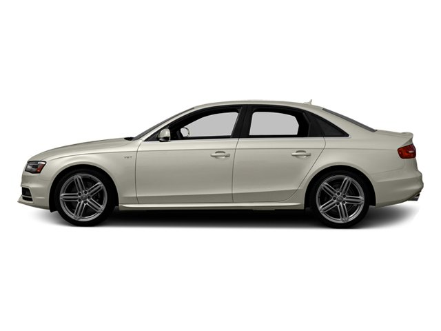 2013 Audi S4 Prices and Values Sedan 4D S4 Premium Plus AWD side view