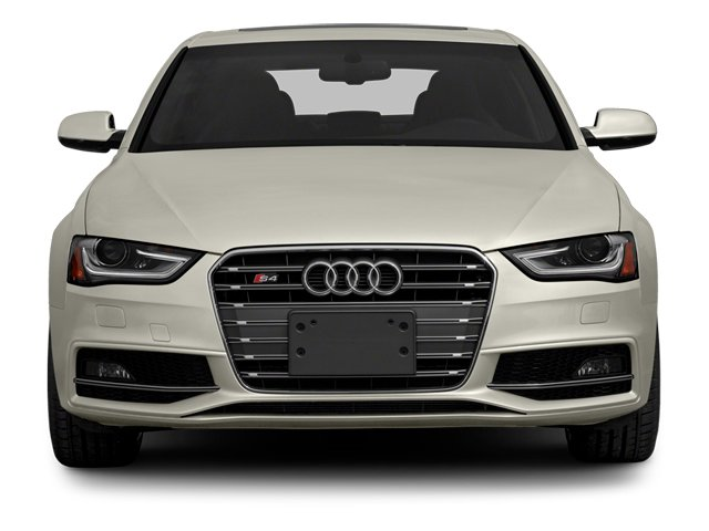 2013 Audi S4 Prices and Values Sedan 4D S4 Premium Plus AWD front view