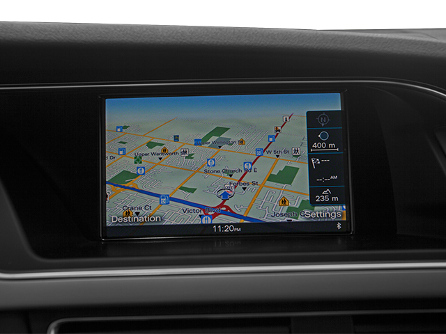 2013 Audi S4 Pictures S4 Sedan 4D S4 Prestige AWD photos navigation system