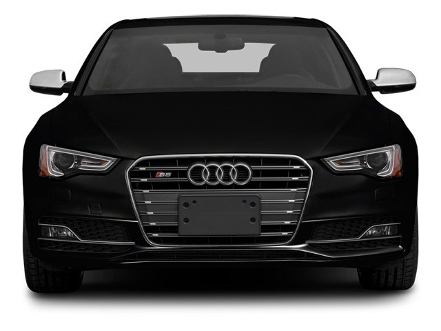 2013 Audi S5 Prices and Values Coupe 2D S5 Prestige AWD front view
