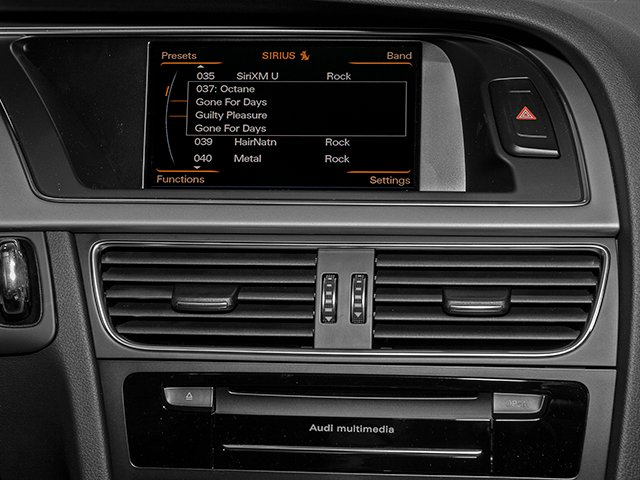 2013 Audi S5 Prices and Values Coupe 2D S5 Prestige AWD stereo system