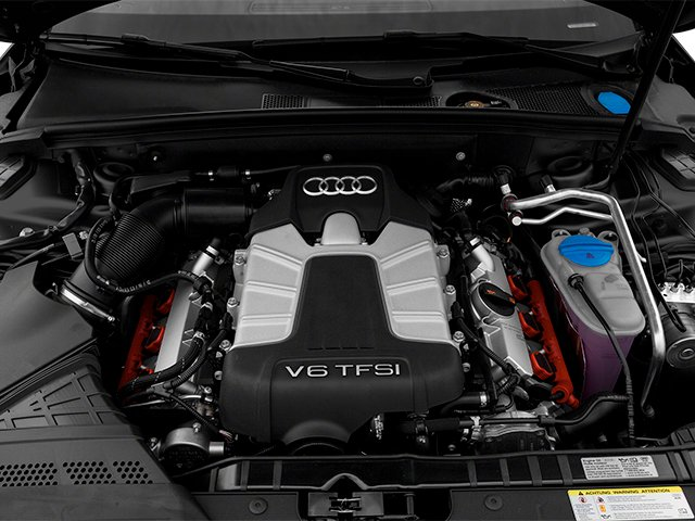 2013 Audi S5 Prices and Values Coupe 2D S5 Prestige AWD engine