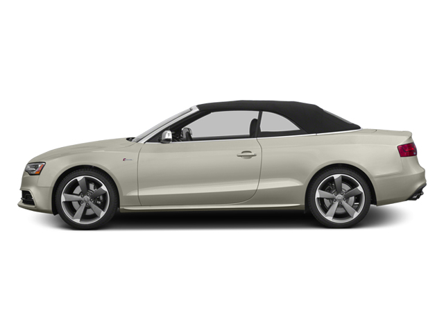 2013 Audi S5 Prices and Values Convertible 2D S5 Premium Plus AWD side view