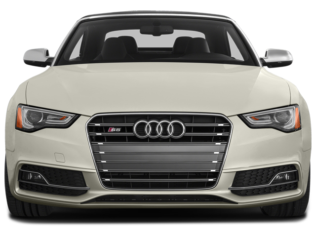 2013 Audi S5 Prices and Values Convertible 2D S5 Premium Plus AWD front view