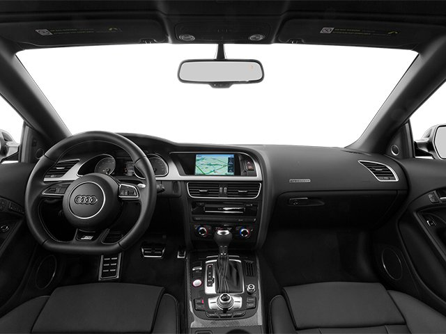 2013 Audi S5 Prices and Values Convertible 2D S5 Premium Plus AWD full dashboard