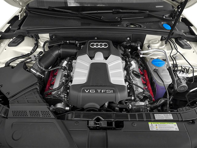 2013 Audi S5 Prices and Values Convertible 2D S5 Premium Plus AWD engine