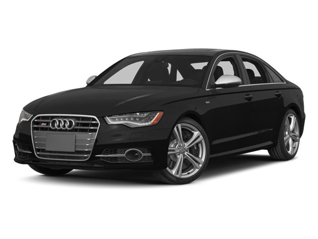 2013 Audi S6 Prices and Values Sedan 4D S6 Prestige AWD side front view