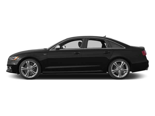 2013 Audi S6 Prices and Values Sedan 4D S6 Prestige AWD side view