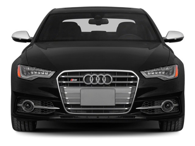 2013 Audi S6 Prices and Values Sedan 4D S6 Prestige AWD front view