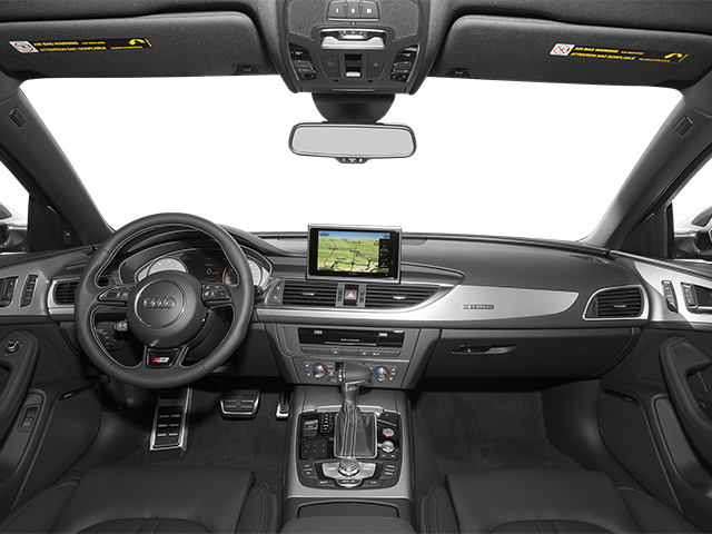 2013 Audi S6 Prices and Values Sedan 4D S6 Prestige AWD full dashboard