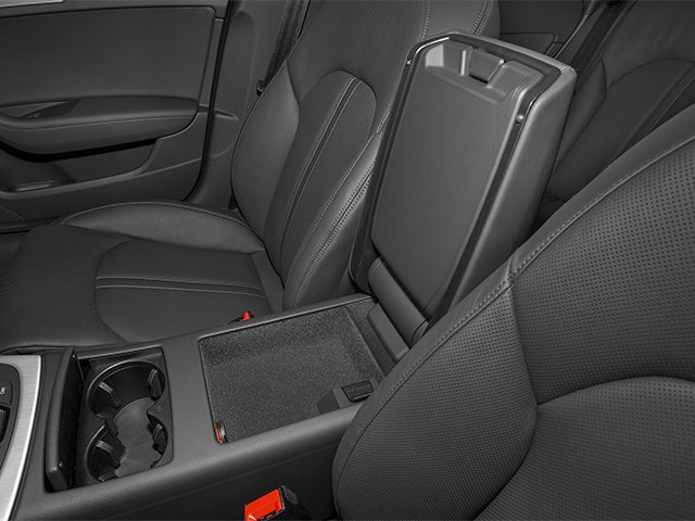2013 Audi S6 Prices and Values Sedan 4D S6 Prestige AWD center storage console