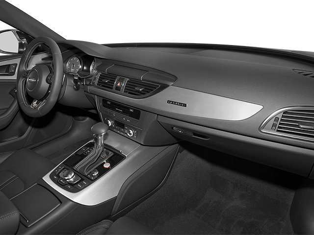 2013 Audi S6 Prices and Values Sedan 4D S6 Prestige AWD passenger's dashboard