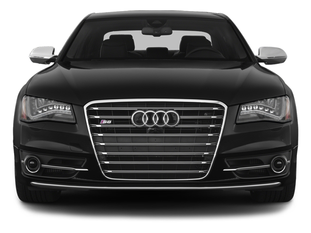 2013 Audi S8 Prices and Values Sedan 4D S8 AWD front view