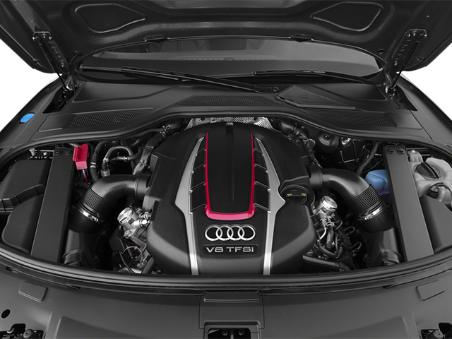 2013 Audi S8 Prices and Values Sedan 4D S8 AWD engine