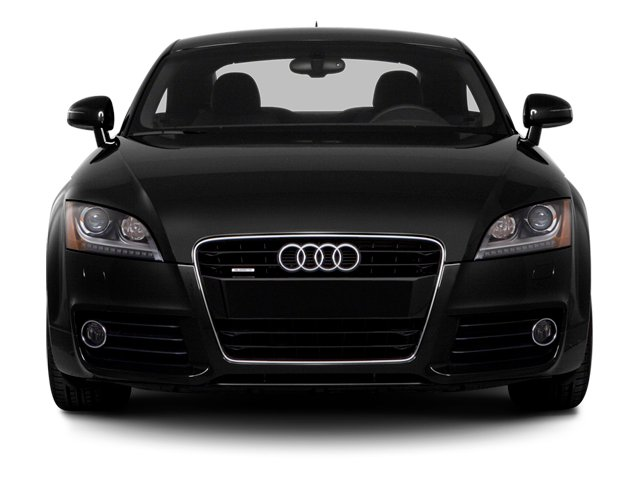 2013 Audi TT Prices and Values Coupe 2D Premium Plus AWD front view