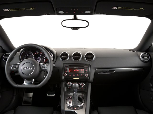2013 Audi TT Prices and Values Coupe 2D Premium Plus AWD full dashboard