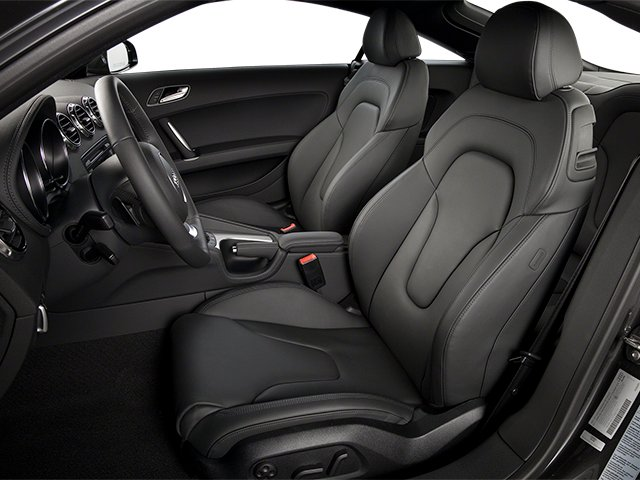 2013 Audi TT Prices and Values Coupe 2D Premium Plus AWD front seat interior