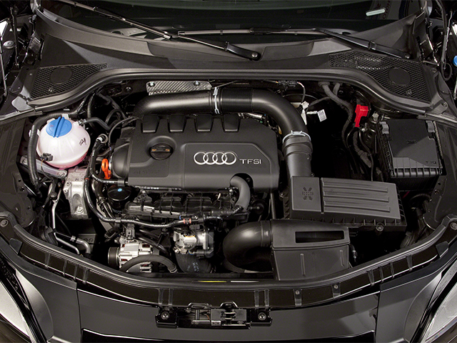 2013 Audi TT Prices and Values Coupe 2D Premium Plus AWD engine