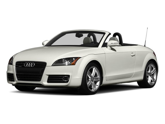 2013 Audi TT Prices and Values Roadster 2D Prestige AWD