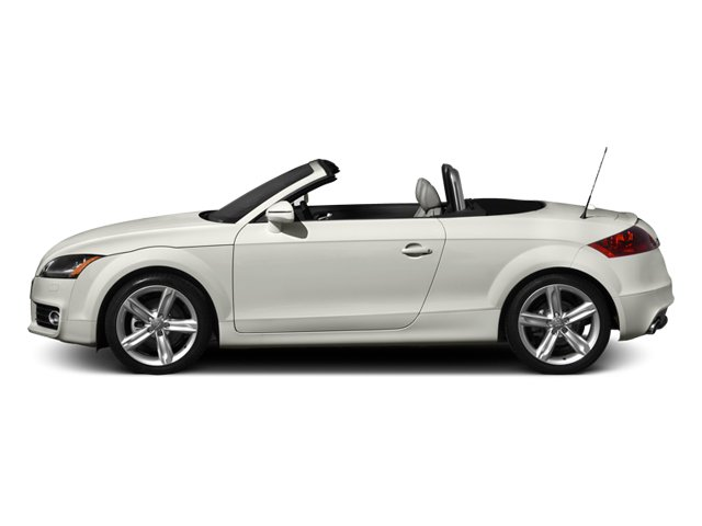 2013 Audi TTS Prices and Values Roadster 2D Prestige AWD side view