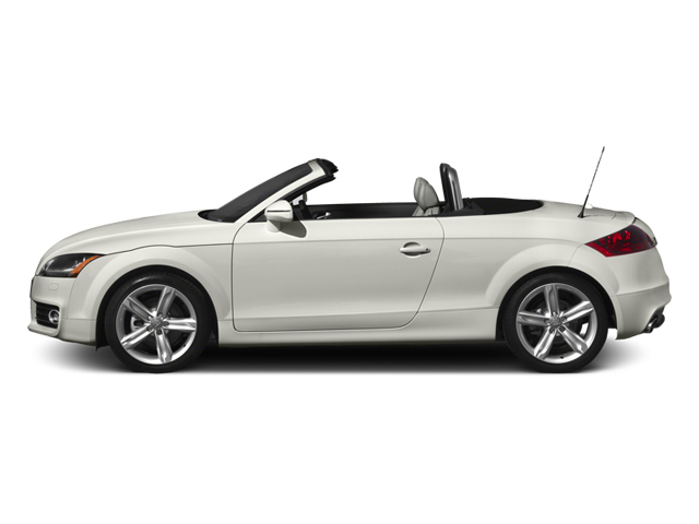 2013 Audi TT Prices and Values Roadster 2D Prestige AWD side view