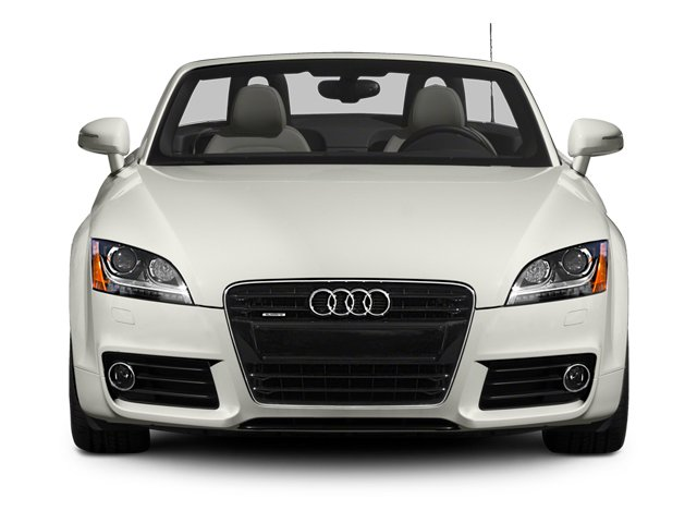 2013 Audi TTS Prices and Values Roadster 2D Prestige AWD front view