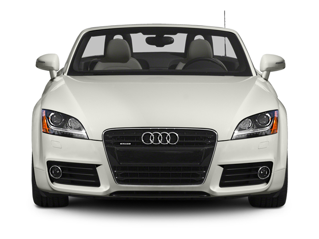 2013 Audi TT Prices and Values Roadster 2D Prestige AWD front view