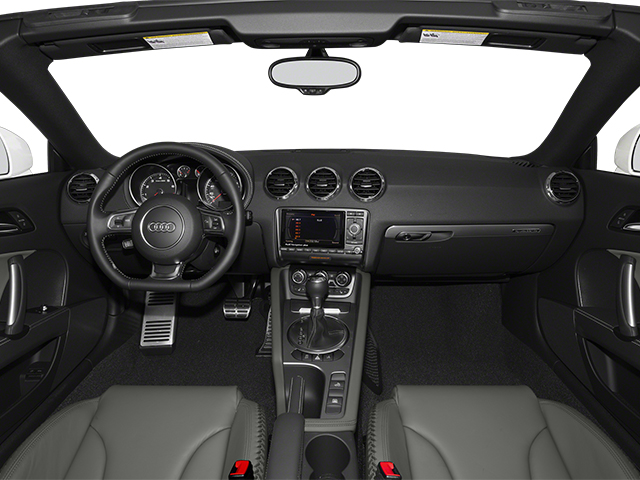 2013 Audi TT Pictures TT Roadster 2D Prestige AWD photos full dashboard