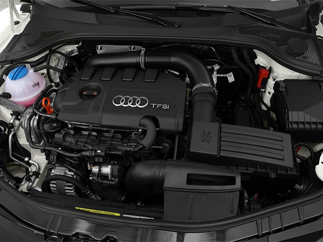 2013 Audi TT Prices and Values Roadster 2D Prestige AWD engine