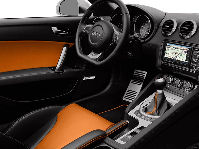 2013 Audi TTS Prices and Values Coupe 2D Premium Plus AWD full dashboard