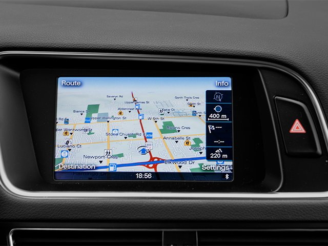 2013 Audi Q5 Prices and Values Utility 4D 3.0T Prestige S-Line AWD navigation system