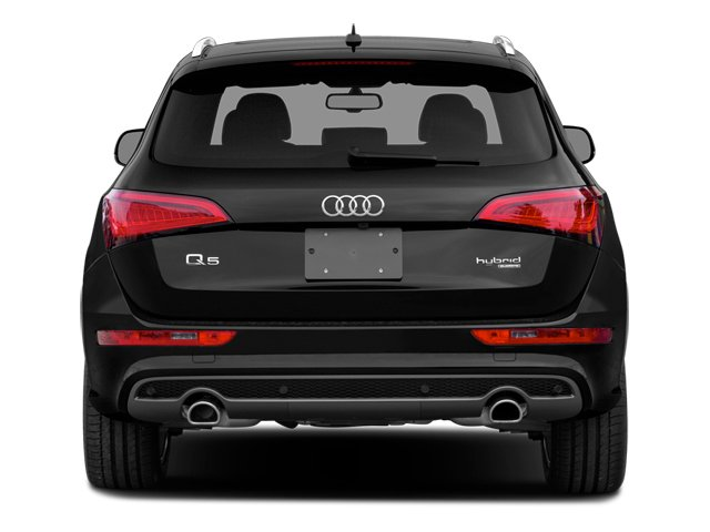 2013 Audi Q5 Prices and Values Utility 4D 2.0T Prestige AWD Hybrid rear view