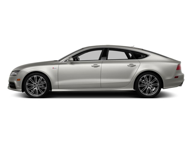 2013 Audi A7 Prices and Values Sedan 4D 3.0T Prestige AWD side view